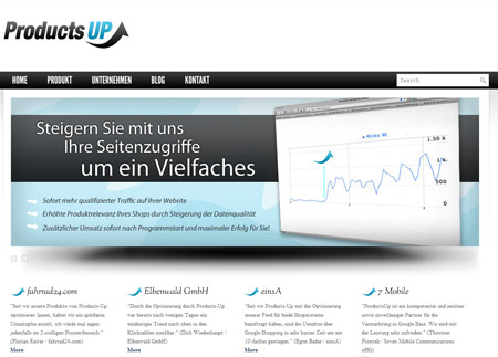 Products-Up verspricht mehr Traffic
