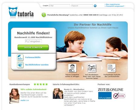 Holtzbrinck Digital kauft tutoria