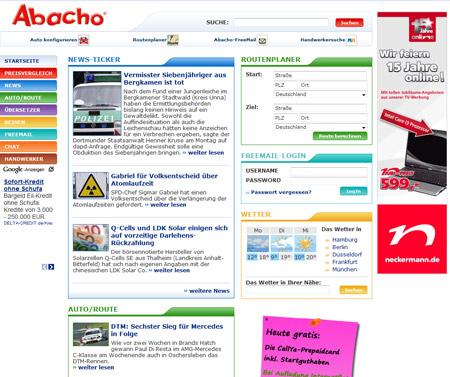 Econa schluckt Abacho.de und zahlt dafür eine sechsstellige Summe