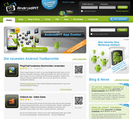 AndroidPit testet Apps