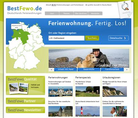 Kapitalspritze für BestFewo.de