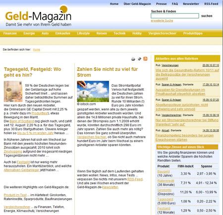 Kunath übernimmt Geld-Magazin.de