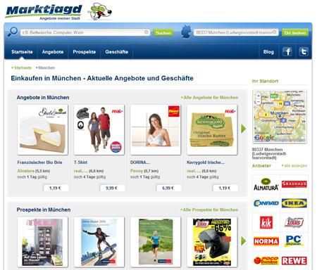 Prominente Telefonbuch- und Verzeichnisverlage unterstützen Einkaufsplattform Marktjagd