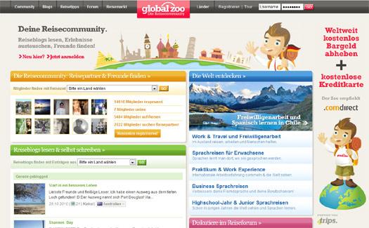 Frage- und Antwort-Dienst schlägt wieder zu: gutefrage.net übernimmt Reise-Community globalzoo