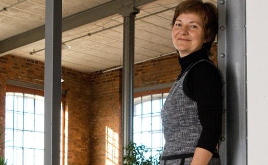 """Gründerinnen. """"Die Männer sind die Bunten"""" – Kerstin Schilling von Andasa"""