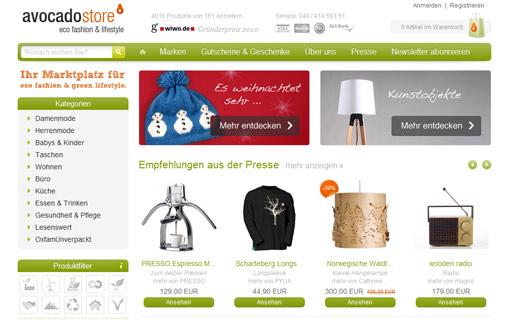 Start-up des Jahres 2010: Avocado Store und Citydeal holen den Titel