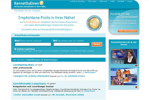Finanzierungsrunde: KennstDuEinen sammelt 6,6 Millionen Euro ein