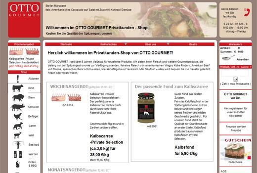 Fleisch und Fisch aus aller Welt: Tengelmann steigt bei Otto Gourmet ein