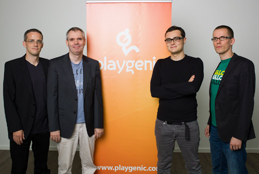 Siebenstellige Summe: Spiele-Start-up Playgenic sammelt erneut Kapital ein