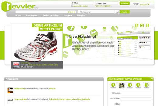 Neuer Marktplatz: Revvler bringt Onlinehändler und Käufer zusammen