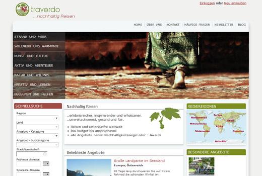 Traverdo bringt Nachhaltigkeit ins Reisegeschäft