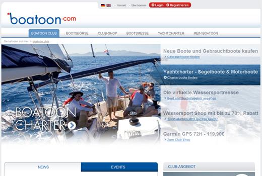 Investor geangelt: Verlagsgruppe Handelsblatt steigt bei boatoon ein