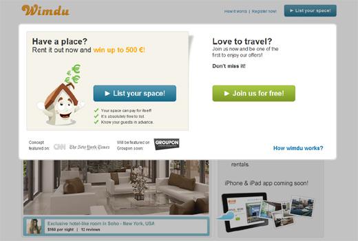 Wimdu vs. airbnb vs. 9flats.com – Samwer-Brüder fordern mit Wimdu US-Vorbild airbnb und 9flats.com heraus