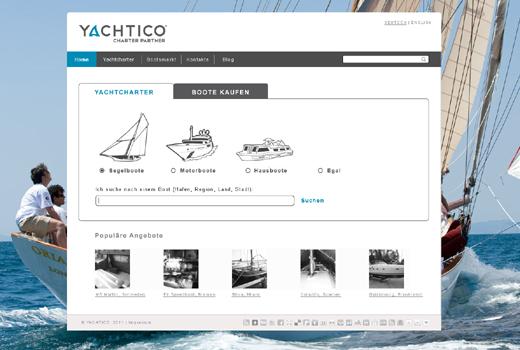 Yachtico kurz vor dem Stapellauf – Ron Hillmann und Steffen Brünn vermitteln künftig Boote und Yachten