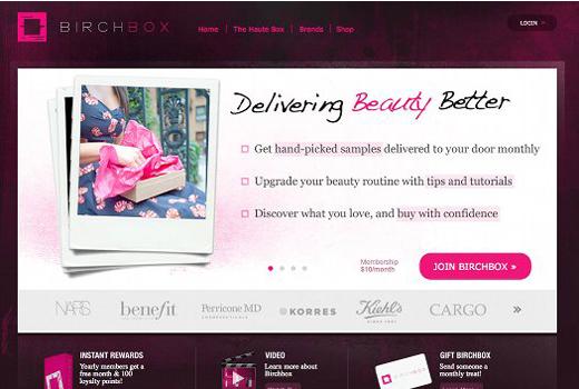 Abo-Commerce: Was Shopping-Start-ups vom Birchbox lernen können