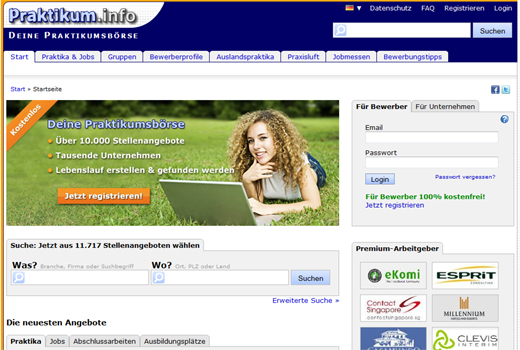 Absolventa übernimmt praktikum.info – Sechsstellige Summe wechselt den Besitzer