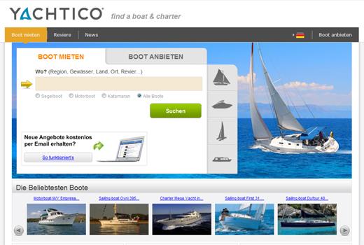 Yachtico vermittelt Boote – Ron Hillmann und Steffen Brünn legen los