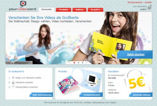 myphotobook-Gründer starten yourvideocard – DuMont Venture investiert in das Videogrußkarten-Start-up