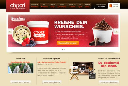 Lecker: Schoko-Start-up chocri verkauft jetzt auch Eis