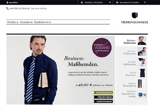 Neue Finanzierungsrunde: Herrenschmiede sammelt sechsstellige Summe ein