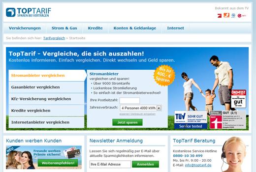 Gründer-Duo Bohg steigt bei Toptarif aus – Holtzbrinck Digital investiert siebenstellige Summe in das Start-up