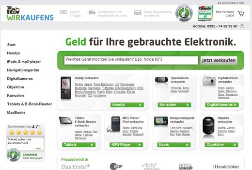 Ventech steigt bei WirKaufens ein – Start-up sammelt über 4 Millionen Euro ein