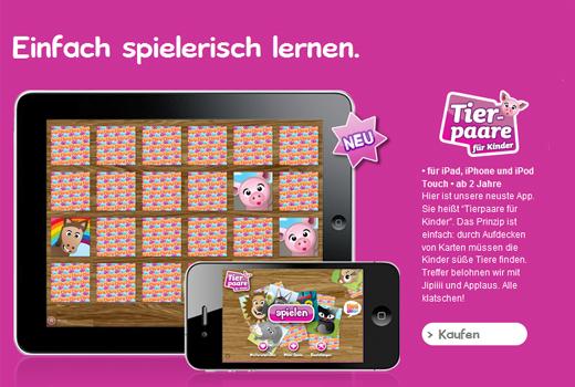 App-Economy: Heyduda erobert mit seinen Kinderspielen das iPad