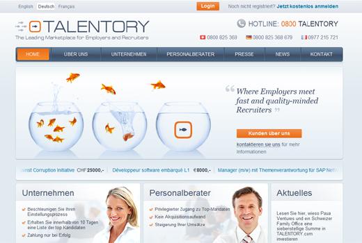 Paua Ventures und Klaus Wecken investieren Millionenbetrag in Talentory