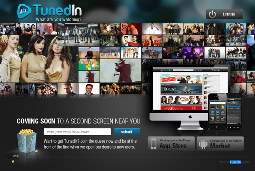 Second Screen: TunedIn, tweek und Zapitano machen Fernsehen sozial