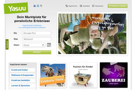 Mit Yasuu steht ein Marktplatz für Erlebnisse in den Startlöchern – Holtzbrinck unterstützt das Start-up