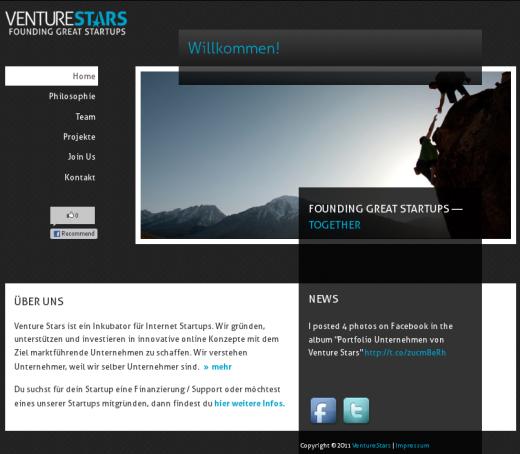 Neue Startup-Schmiede: Netzathleten-Gründer ziehen Inkubator VentureStars hoch
