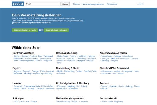 Popula sammelt Kapital ein – e42 steigt beim Kölner Event-Start-up ein