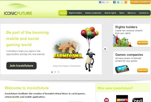 Schafe, Fußballstadien oder Fan-Schals: Iconicfuture bringt bekannte Marken in Onlinegames