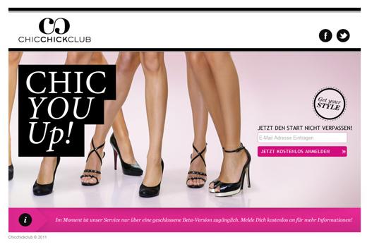 Schuhe, Klamotten, Taschen im Abo? Team Europe baut den ChicChickClub