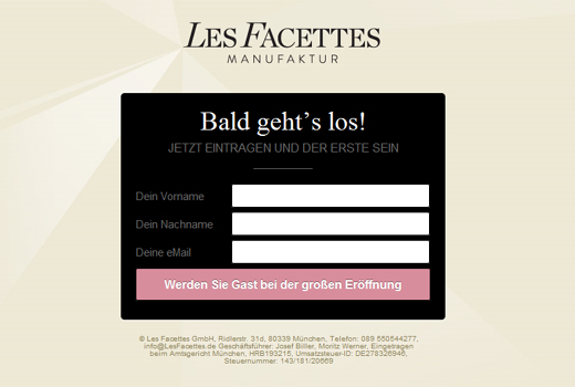Holtzbrinck Ventures investiert in Schmuck-Start-up Les Facettes