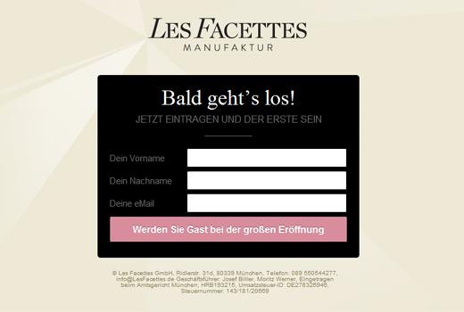 Holtzbrinck Ventures investiert in Schmuck-Start-up Les Facettes