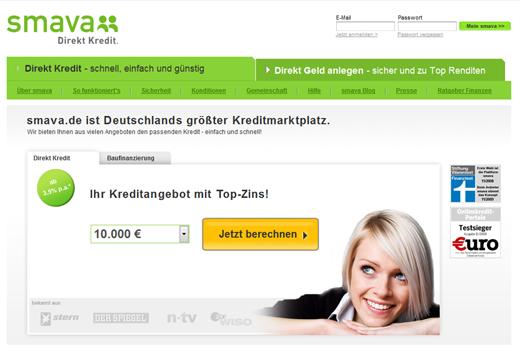 Millionenspritze: smava sammelt erneut 4 Millionen Euro ein