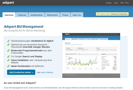 Kurzmitteilungen: Adspert, Hojoki, Diagnosia, UnitedCommerce, Silver Style