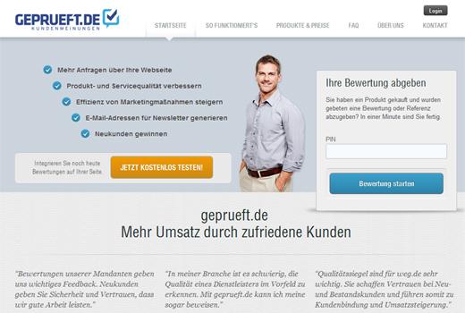 klickTel-Gründer Boris Polenske startet geprueft.de