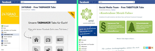 facebooktabs