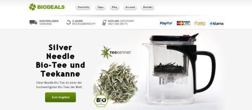 25.000 Euro Umsatz pro Monat angepeilt: Biodeals präsentiert Zahlen und ein Gründertagebuch