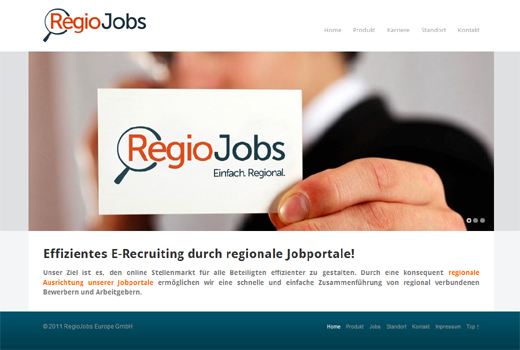 European Media Holding und Rocket Internet starten RegioJobs