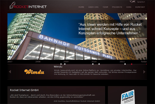 Umbruch bei Rocket Internet: Mitten im Wandel zum globalen Internetkonzern geht fast das komplette Führungsteam