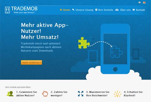 Trademob sammelt Kapital ein – Tengelmann und HTGF unterstützen das Start-up