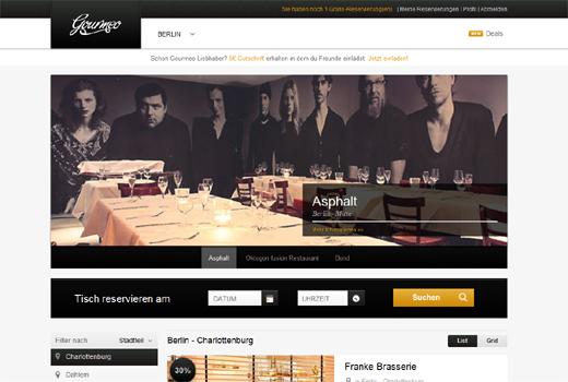 Jetzt offiziell: Tablespots schluckt Springstar-Projekt Gourmeo