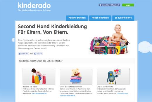 Aus Tauschteddy wird Kinderado: Kinderklamotten tauschen oder verkaufen