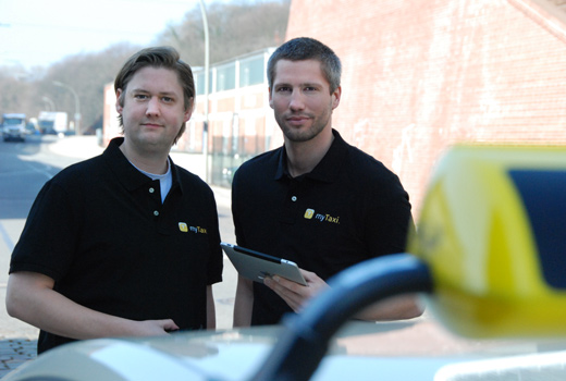 10 Millionen Euro: Daimler-Tochter Car2go investiert in myTaxi
