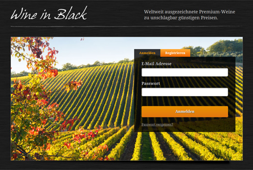 Wine in Black wandert unter die Obhut von Project A Ventures