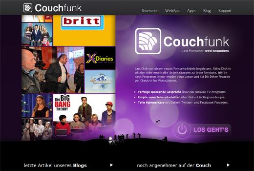 Kurzmitteilungen: Couchfunk, Stockpulse, ferret go, Kaiorize