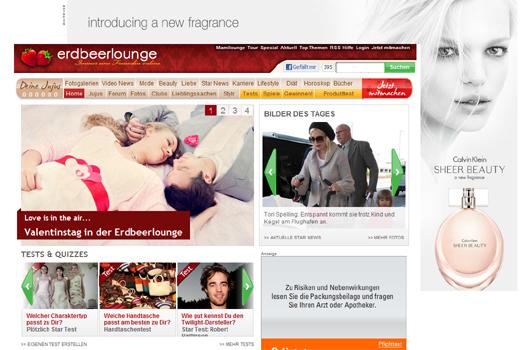Erdbeerlounge – Marquard Media steigt ein – Holtzbrinck Ventures steigt aus